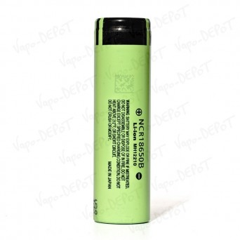 Batterie PANASONIC NCR18650B 3400 mAh