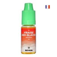 ROYKIN REFRESH e-liquide fraise des glaces