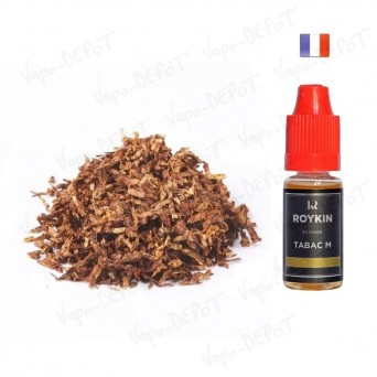 ROYKIN e-liquide arôme tabac M