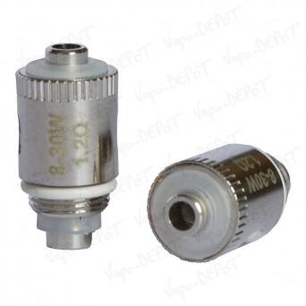 Résistances ELEAF GS AIR BVC 0.75 ou 1.2 OHMS