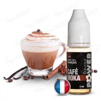 FLAVOUR POWER e-liquide CAFÉ MOKA