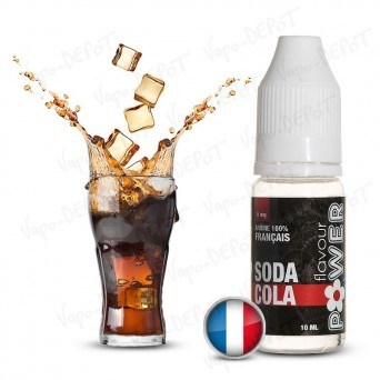 FLAVOUR POWER e-liquide SODA COLA