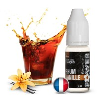 FLAVOUR POWER e-liquide RHUM VANILLE