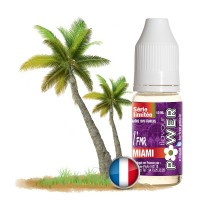 FLAVOUR POWER e-liquide MIAMI 50/50