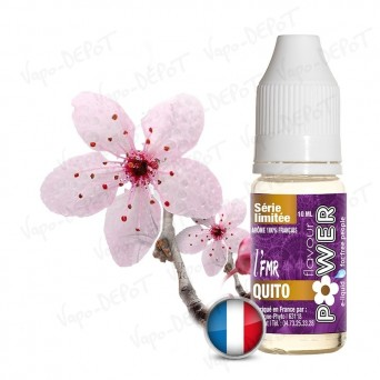 FLAVOUR POWER e-liquide QUITO 50/50