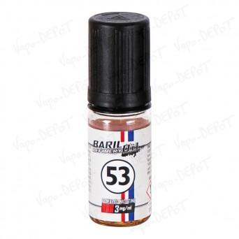 E-liquide BARIL OIL 53 10 ml