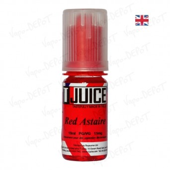 T-JUICE RED ASTAIRE 10 ml