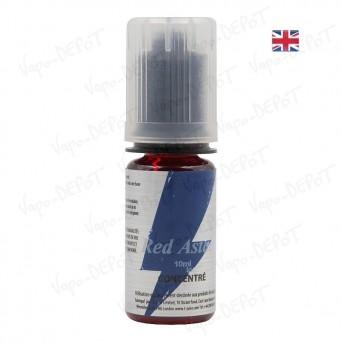 Arôme concentré T-JUICE RED ASTAIRE 10 ml