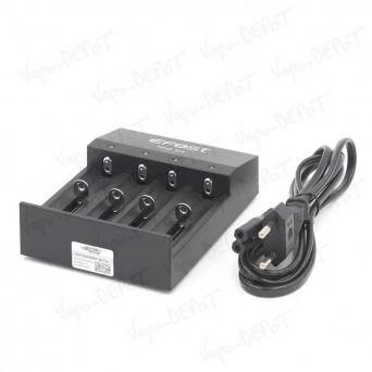 Chargeur de batteries EFEST PRO C4