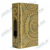 MOD BOX TESLA NANO TC STEAMPUNK BRONZE