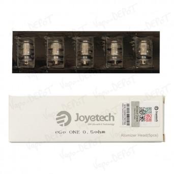 Pack-5 résistances JOYETECH EGO ONE