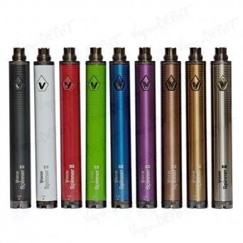 Batterie VISION Spinner 2 1650 mAh 3,3 - 4,8 volts