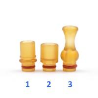 Drip-Tip en PEI Ultem® (plastique haute performance)