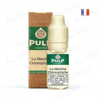 Pulp La Menthe Chlorophylle