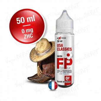 Flavour Power USA Classics 50/50 50 ML ZHC