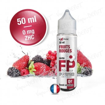 Flavour Power Fruits Rouges 50/50 50 ML ZHC
