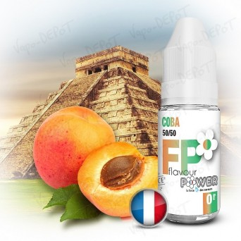 FLAVOUR POWER e-liquide COBA 50/50