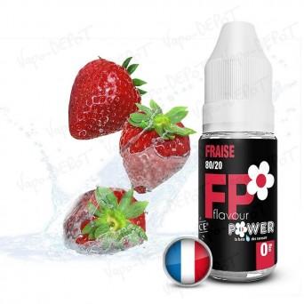 FLAVOUR POWER e-liquide FRAISE