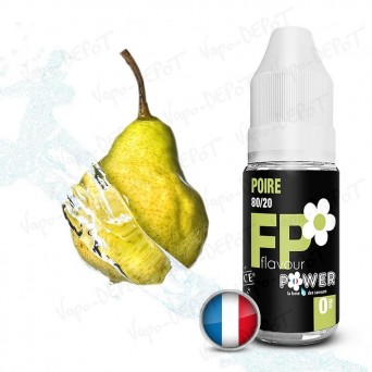 FLAVOUR POWER e-liquide POIRE WILLIAMS