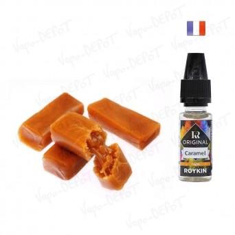 ROYKIN e-liquide arôme caramel