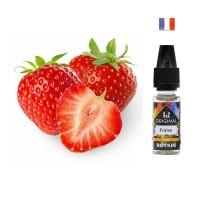 ROYKIN e-liquide arôme fraise