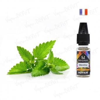 ROYKIN e-liquide arôme menthe
