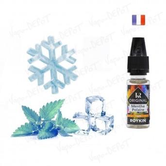 ROYKIN e-liquide arôme menthe polaire