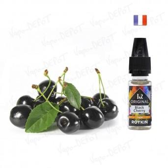 ROYKIN e-liquide arôme Black Cherry