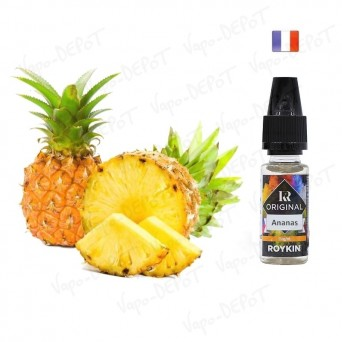 ROYKIN e-liquide arôme ananas