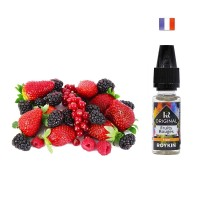 ROYKIN e-liquide FRUITS ROUGES
