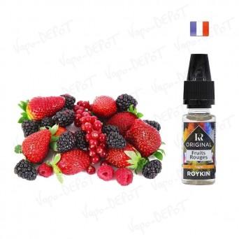 ROYKIN e-liquide arôme fruits rouges