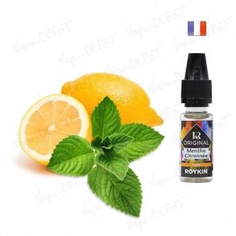 ROYKIN e-liquide arôme menthe citronnée