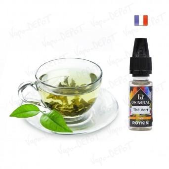 ROYKIN e-liquide arôme Thé Vert