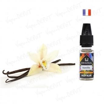 ROYKIN e-liquide arôme vanille