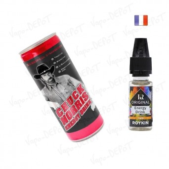 ROYKIN e-liquide arôme energy drink