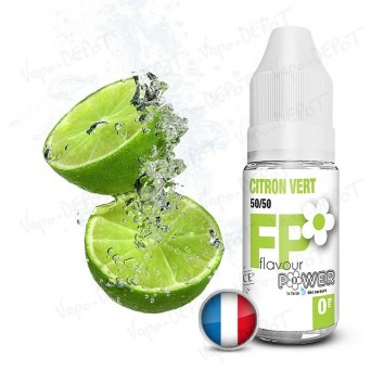 Flavour Power Citron Vert 50/50