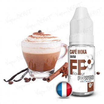 Flavour Power Café Moka 50/50