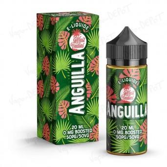 E-liquide WEST INDIES ANGUILLA 20 ml