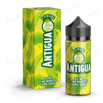 E-liquide WEST INDIES ANTIGUA 20 ml