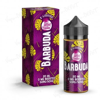 E-liquide WEST INDIES BARBUDA 20 ml