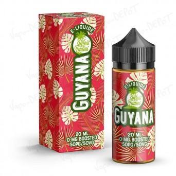 E-liquide WEST INDIES GUYANA 20 ml