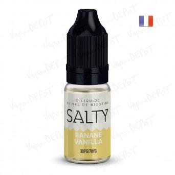 E-liquide SALTY Banane Vanilla