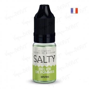 E-liquide SALTY Délice de Pommes