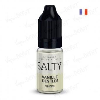 E-liquide SALTY Vanille des îles