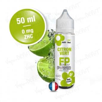 Flavour Power Citron Vert 50/50 50 ML ZHC