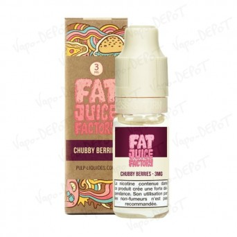 Pulp Fat Juice Factory Chubby Berries
