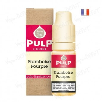 ❤️ Pulp Framboise Pourpre