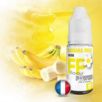 Flavour Power e-liquide Banana Mix 50/50