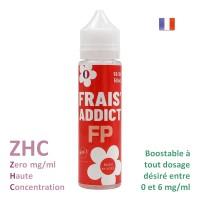 Flavour Power Fraise Addict 50 ML ZHC