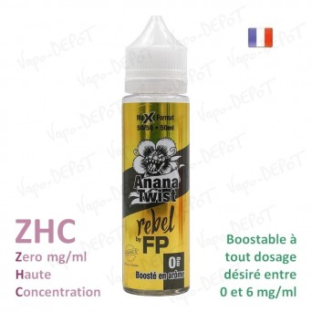Flavour Power Ananas Twist 50 ML ZHC